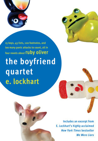 The Boyfriend Quartet by E. Lockhart