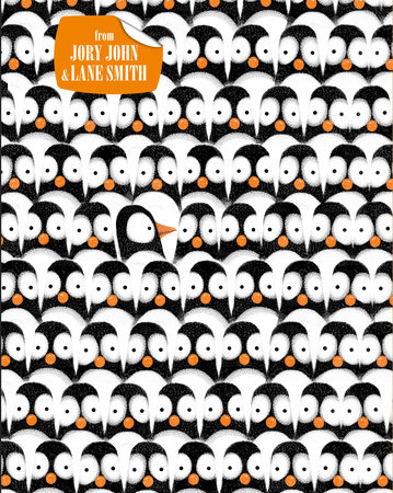 Penguin Problems Book Cover Picture