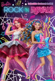 Barbie in Rock 'n Royals: The Chapter Book (Barbie in Rock 'n Royals)