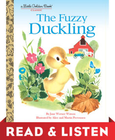The Fuzzy Duckling: Read & Listen Edition