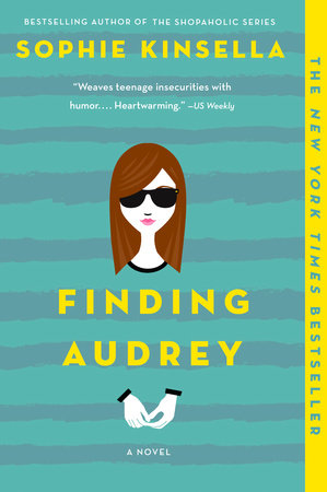 Finding Audrey Book Cover Picture