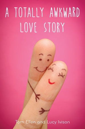 A Totally Awkward Love Story Book Cover Picture
