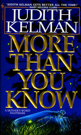 More Than You Know by Judith Kelman