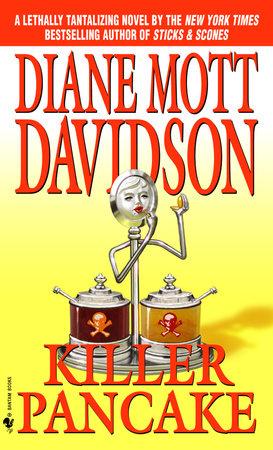 Killer Pancake by Diane Mott Davidson