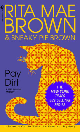 PAYDIRT by Rita Mae Brown