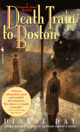 Death Train to Boston by Dianne Day