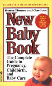 Better Homes and Gardens New Baby Book