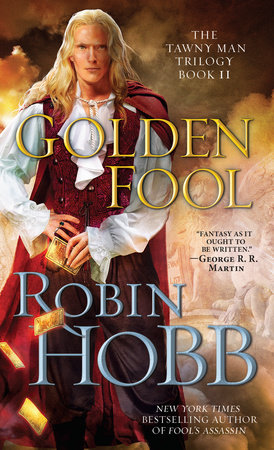 Golden Fool by Robin Hobb