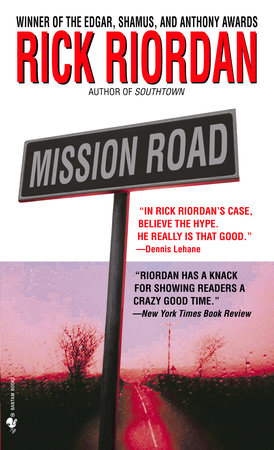 Mission Road by Rick Riordan