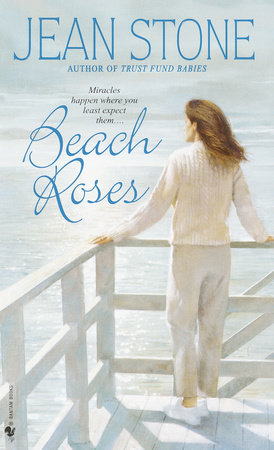 Beach Roses by Jean Stone