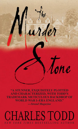 The Murder Stone by Charles Todd