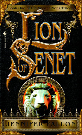 The cover of the book The Lion of Senet