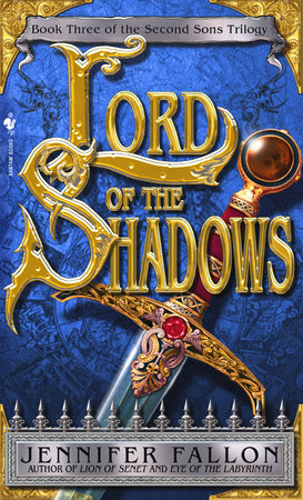 Lord of the Shadows by Jennifer Fallon