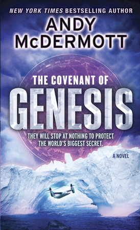 The Covenant of Genesis by Andy McDermott