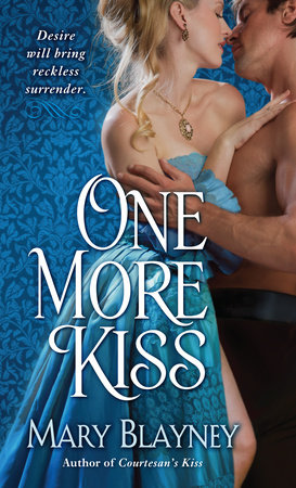 One More Kiss by Mary Blayney