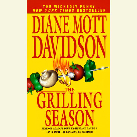 The Grilling Season by Diane Mott Davidson