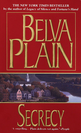 Secrecy by Belva Plain