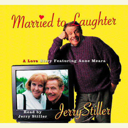 Married To Laughter Book Cover Picture