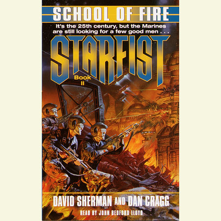 Starfist: School of Fire
