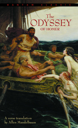 The Odyssey of Homer by Homer