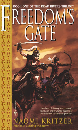 Freedom's Gate by Naomi Kritzer