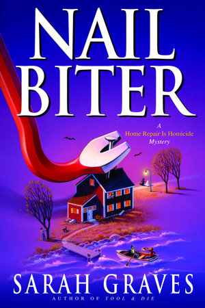 Nail Biter by Sarah Graves