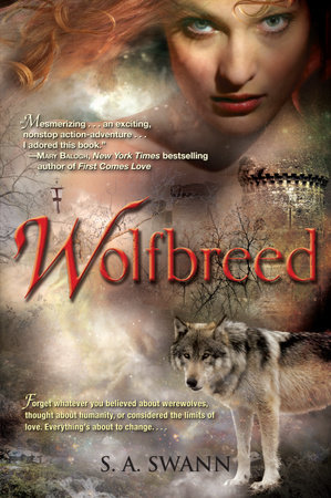 Wolfbreed by S. A. Swann