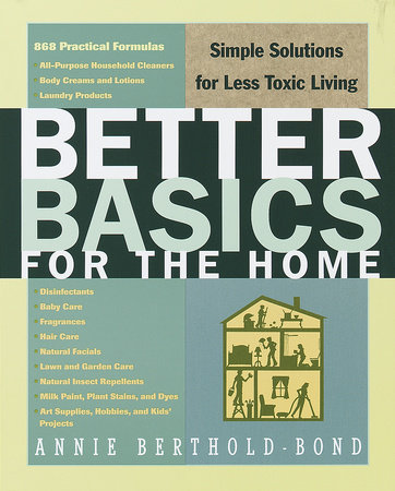 Better Basics for the Home by Annie Berthold-Bond