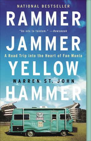 The cover of the book Rammer Jammer Yellow Hammer