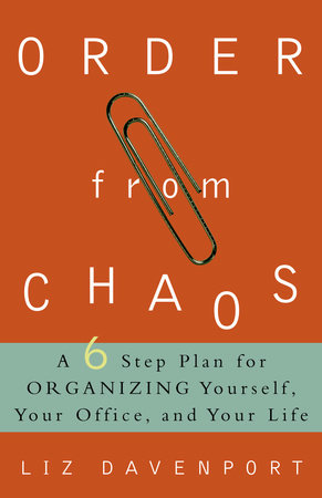 Order from Chaos by Liz Davenport