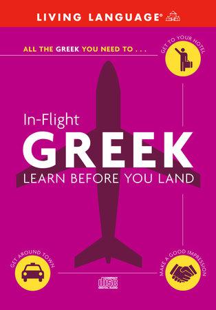 In-Flight Greek by Living Language