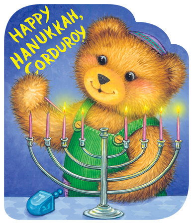Happy Hanukkah, Corduroy by Don Freeman