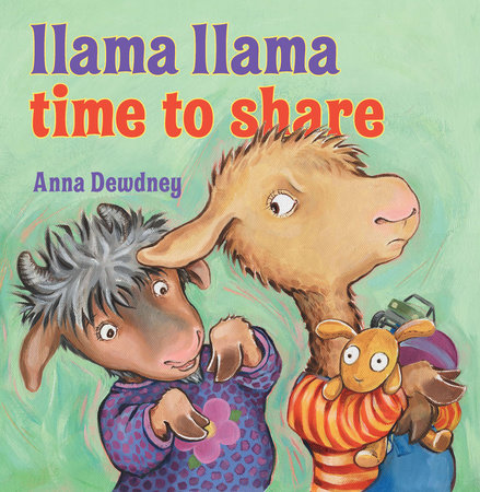PP Llama Llama Time to Share -DWF Acct Only by Anna Dewdney