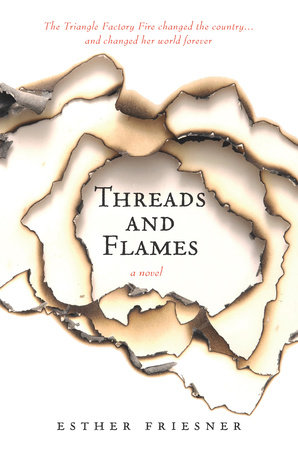 Threads and Flames by Esther Friesner