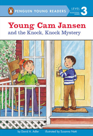 Young Cam Jansen and the Knock, Knock Mystery by David Adler; Illustrated by Susanna Natti