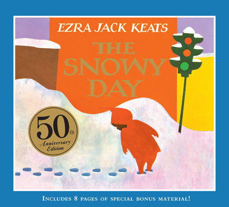 PP Snowy Day -DWF Acct ONLY by Ezra Jack Keats