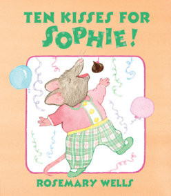 Ten Kisses for Sophie!