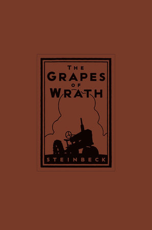 The Grapes of Wrath 75th Anniversary Edition by John Steinbeck