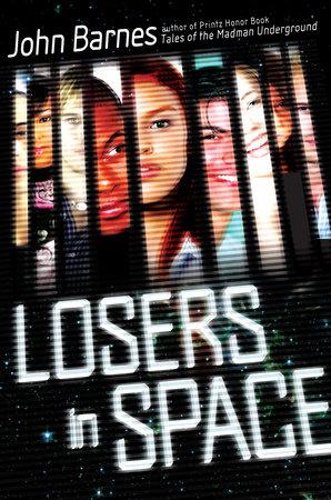 Losers in Space by John Barnes