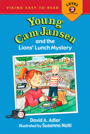 Young Cam Jansen and the Lions' Lunch Mystery by David A. Adler