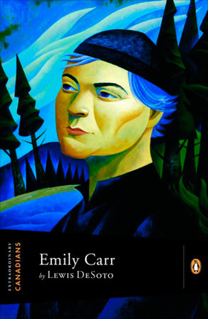 Emily Carr by Lewis Desoto