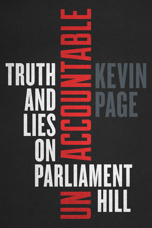 Unaccountable by Kevin Page