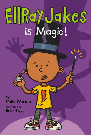 EllRay Jakes Is Magic by Sally Warner