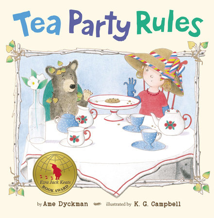 PP Tea Party Rules - DWF Acct ONLY by Ame Dyckman