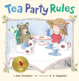 PP Tea Party Rules - DWF Acct ONLY