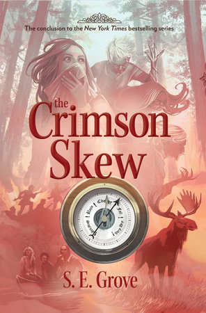 The Crimson Skew by S. E. Grove