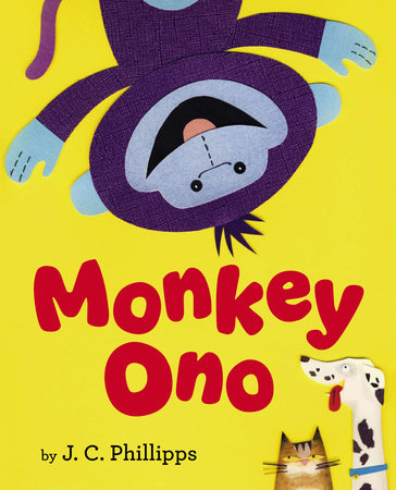 Monkey Ono by J.C. Phillipps
