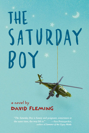 Saturday Boy by David Fleming