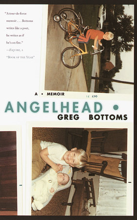Angelhead by Greg Bottoms