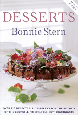 Desserts-Revised Edn. by Bonnie Stern